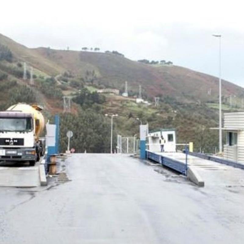 Báscula para camiones superficial: Servicios de Pesajes La Mancha | Básculas Industriales