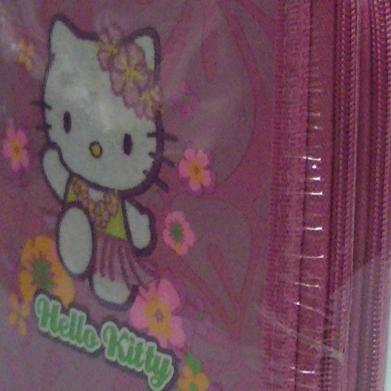 PLUMIER HELLO KITTY