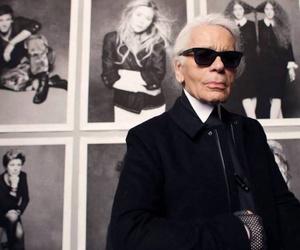 Diseñador de Moda Karl Lagerfeld
