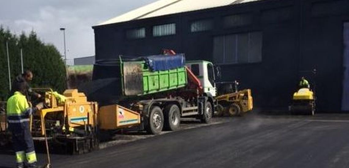Empresas de asfalto en León con presupuestos ajustados