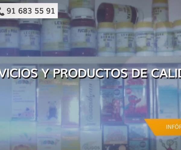 Herbolarios y dietética en Getafe | Tu-Mi Herbolario