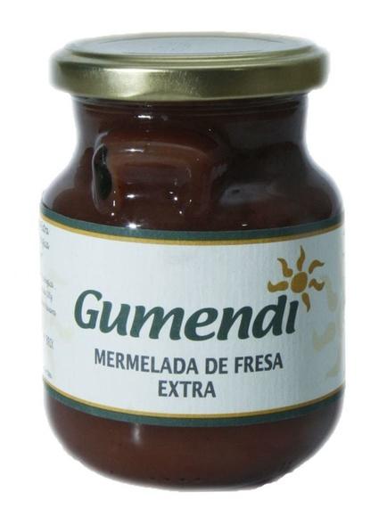 GUMENDI, Mermelada de fresa: Catálogo de La Despensa Ecológica