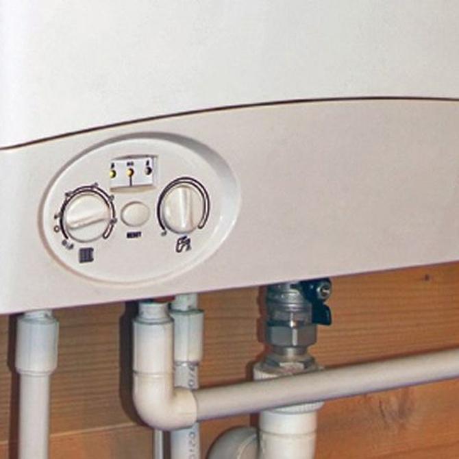 Para ahorrar en calefacción, calderas de bajo consumo