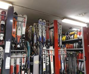Alquiler material esqui