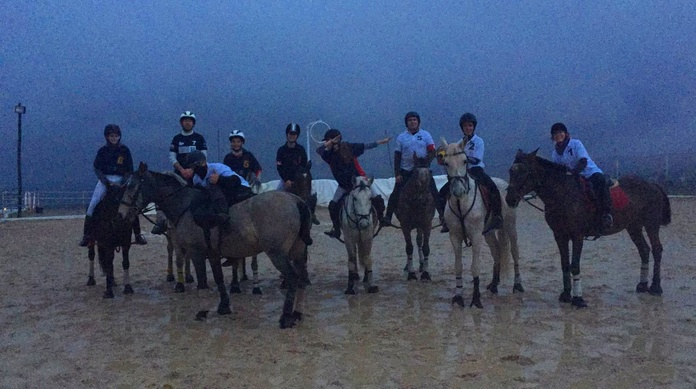EQUIPO HORSEBALL SUBCATORCE Y ADULTOS