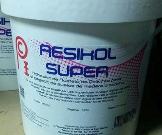 Acetato silicona: Productos y Servicios de Miguel Angel Peña - Eparquet