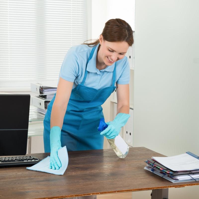 Limpieza de oficinas: Servicios  de El Crisol
