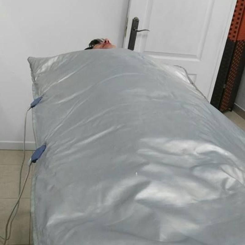Termoterapia o tratamiento corporal con manta térmica: Productos de Centro de Estetica Rosa Herrera