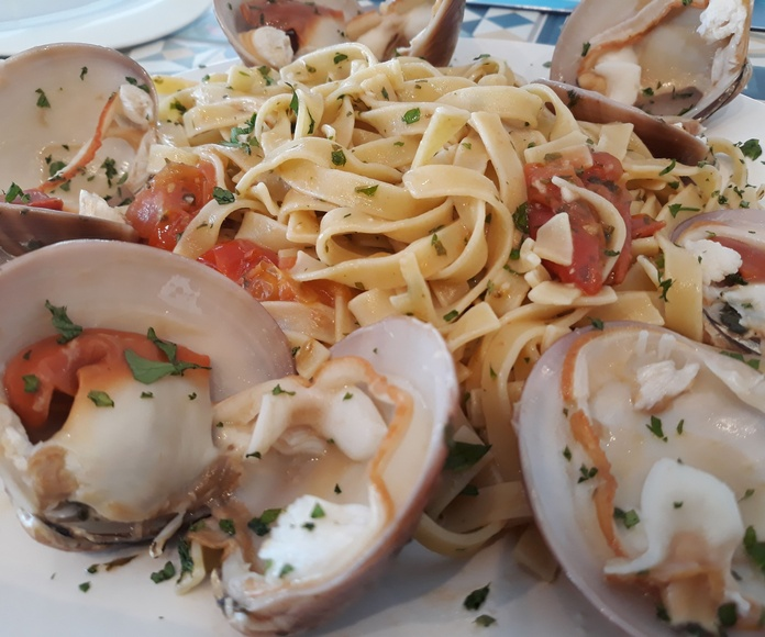 Pasta: Carta de Marlin Restaurant