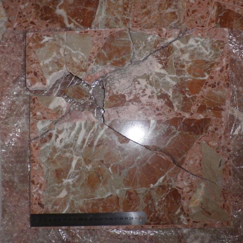 """informe Pericial. """"Patologías en el pavimento interior de un edificio unifamiliar en el Plà de Parets. TM Cànoves i Salamús (Barcelona)""""."""