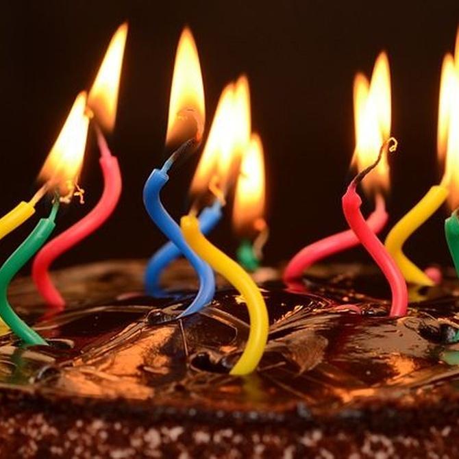 La importancia de celebrar cumpleaños infantiles