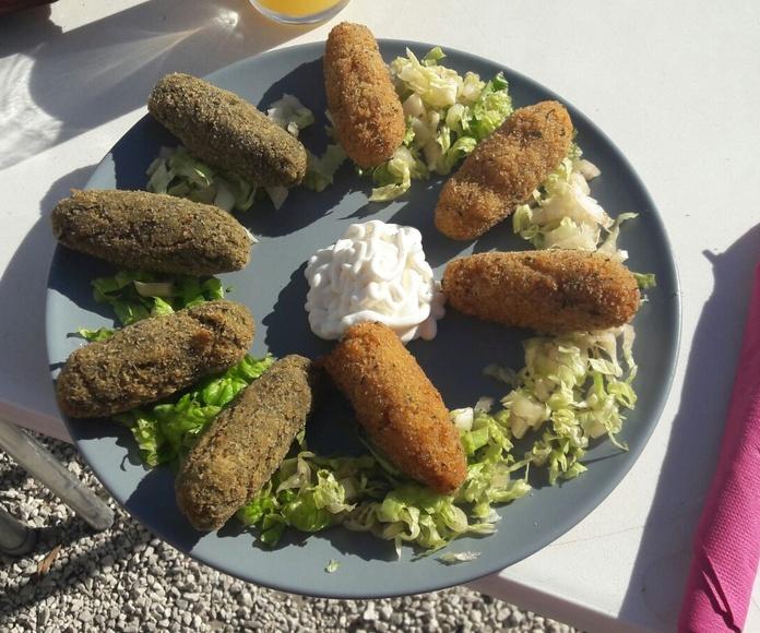 Platos veganos: Nuestra carta de Restaurante Levante