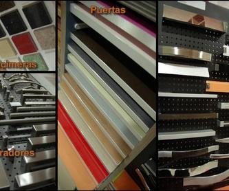 Armarios y vestidores: Muebles a medida de Cocivelez