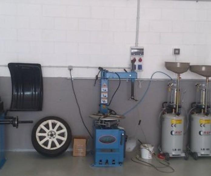 Otras reparaciones: Catálogo de Box Motor Zamora