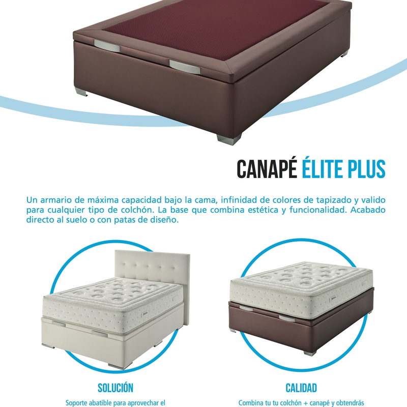 Canapé Élite Plus