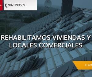 Restauración de casas rústicas en Lugo | Construcciones Seijas Enríquez