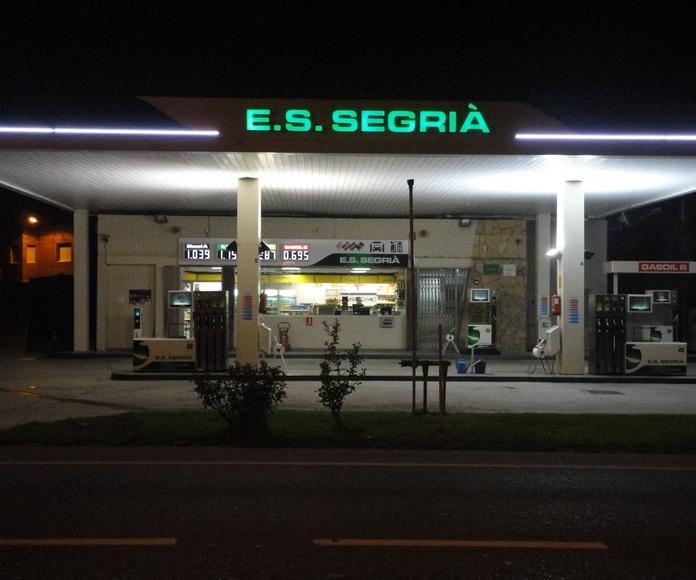 Nueva imagen en nuestra estación de servicio