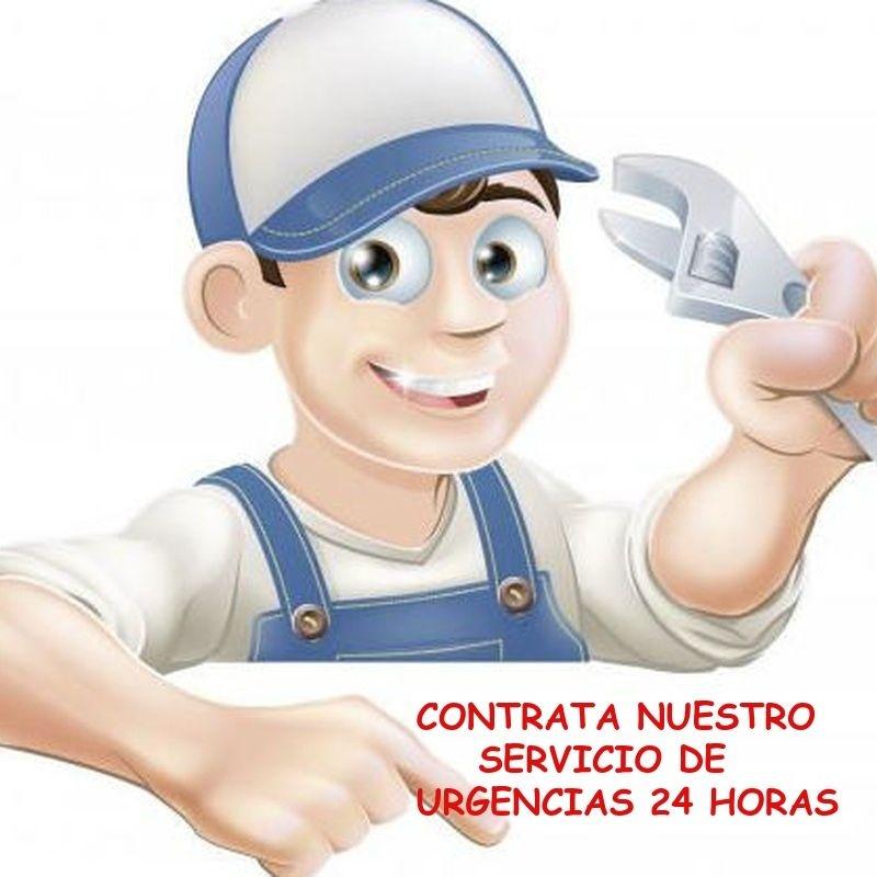 Servicio bajo contrato - Urgencias 24 horas: Productos y servicios de Airfac