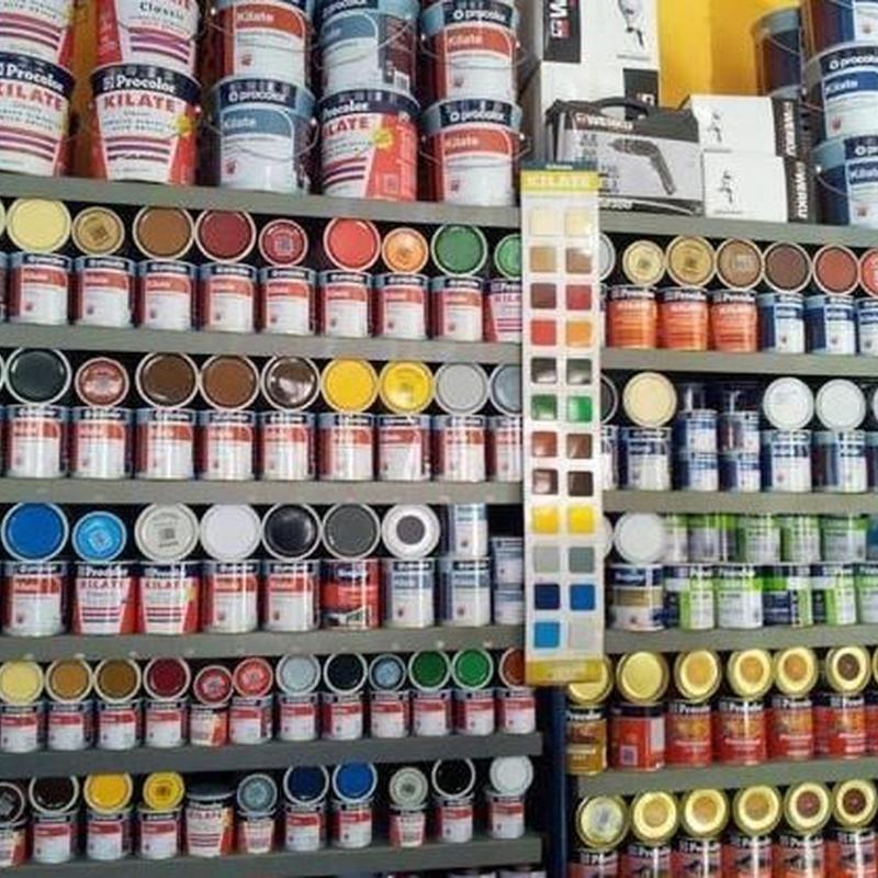 Pinturas para interiores: Productos y servicios de Pinturas TrianaColor