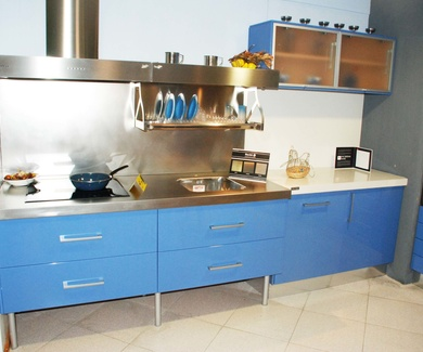 Muebles de cocina lacados en Sevilla