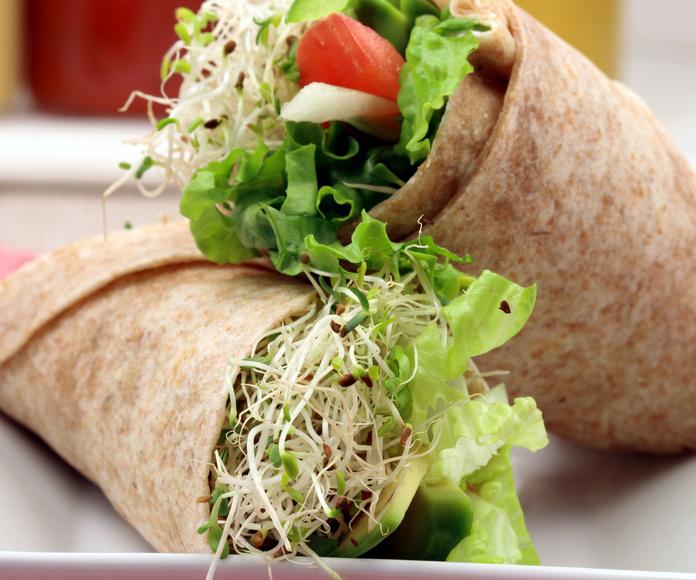 Menus 100% Vegetarianos y apetitosos con Catering Domenico