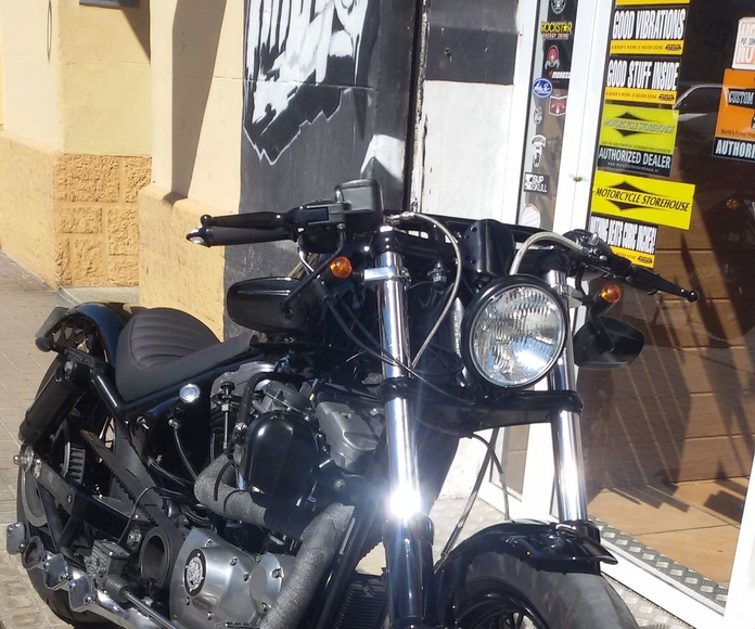 motos custom valencia, transformacion harley davidson , motos a medida, luxury