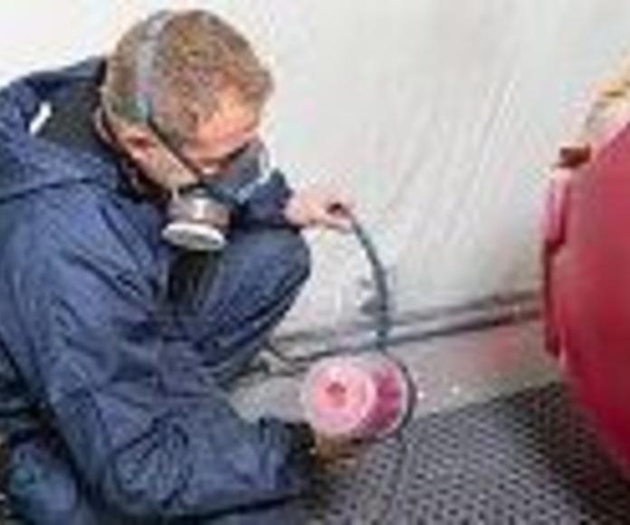 talleres de coches para  chapa y pintura en Valdemoro