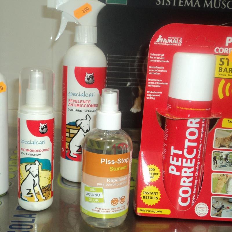 Un spray (diversos usos): Servicios de Clínica Veterinaria Rocafort