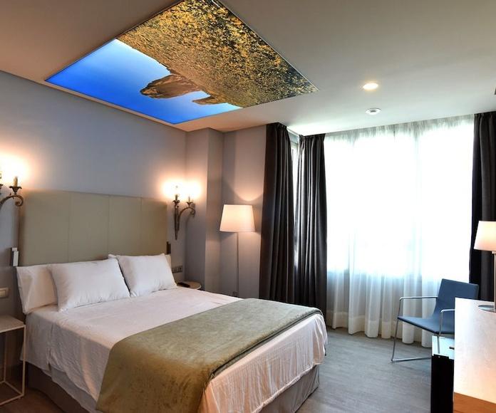 Hotel Doña Luisa (habitación 1)