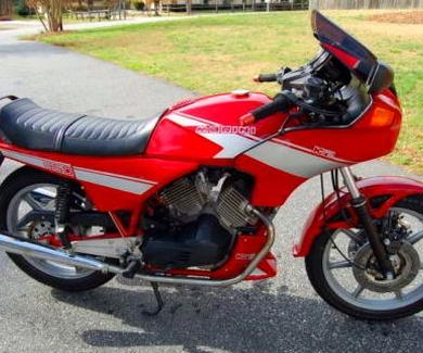 Transformacion Moto Morini K2 3 1