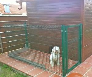 Instalación de cerramientos metálicos en Cantabria