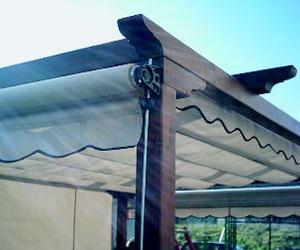 Instalación de toldos en Bizkaia