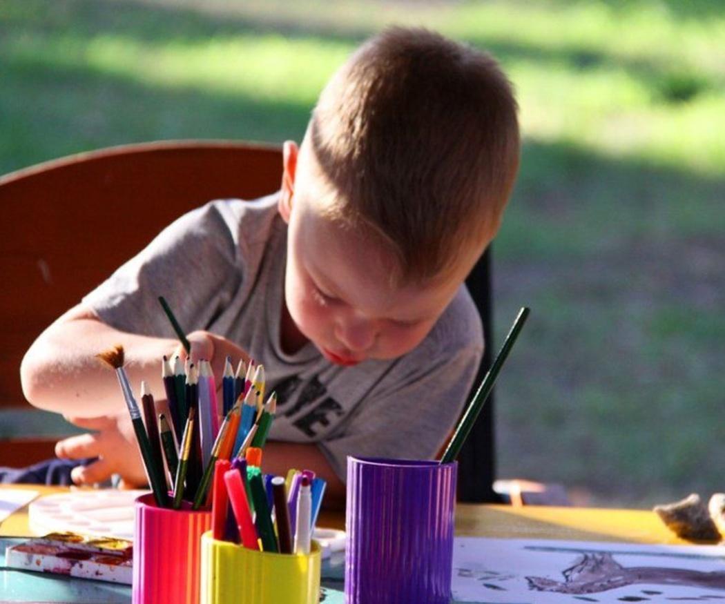 Las fichas en la educación de los niños