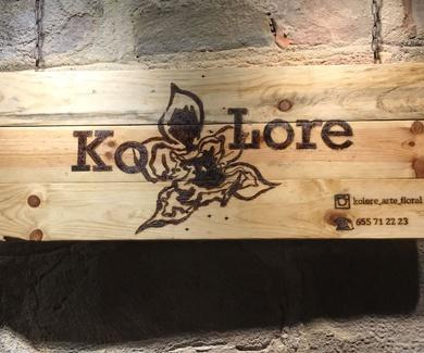 Exposicion de Kolore en K2 Bilbao
