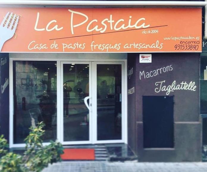 Nuestra nueva Pastaia