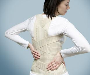 Órtesis de columna vertebral