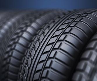 Válvulas electrónicas: Servicios de Neumáticos Raúl