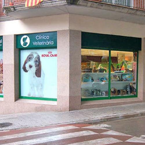 clínica veterinaria en Berga