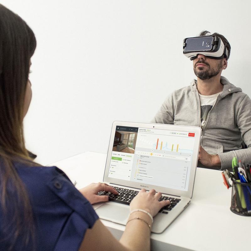 Realidad Virtual Psious: Servicios de Beatriz de las Heras Psicopedagogía
