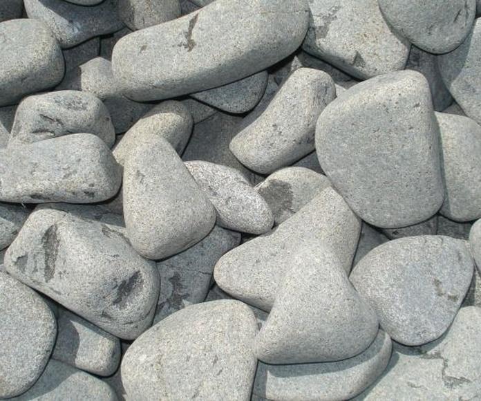 Piedra De Decoración Media Gris : Catálogo de Luis Franco Medeiros