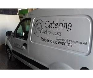Servicio de catering en Estepona