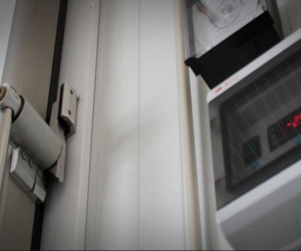 Medidas de seguridad para quienes trabajan en cámaras de refrigeración
