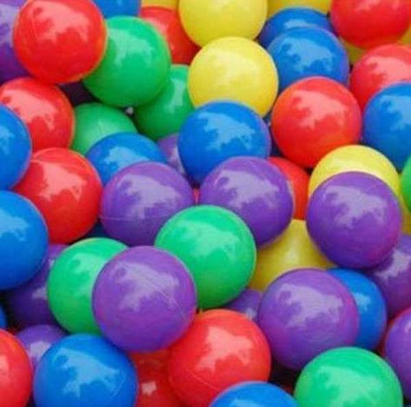 pelotas de PVC
