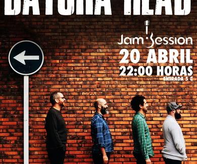 DATURA HEAD nuevo grupo de jazz canario en el Café Teatro Rayuela el próximo viernes 20 de abril