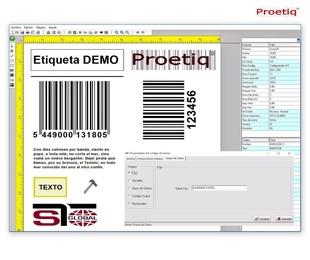 Software Etiquetado: ProEtiq ®