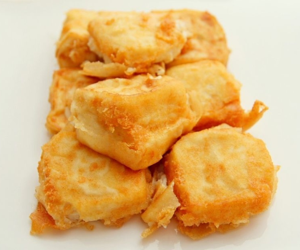 ¿Aún no has probado el tofu?