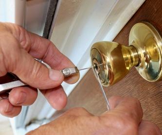 Copia de llaves: Servicios de Cerrajería Goyo