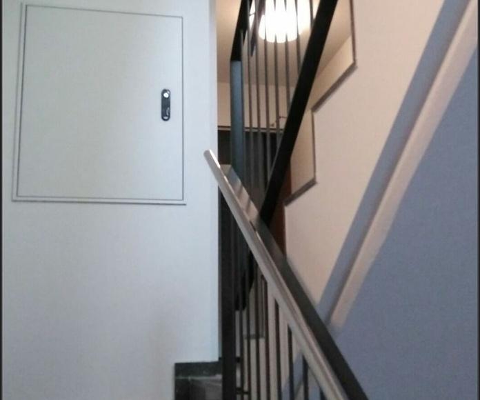 Rellanos de pisos