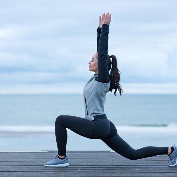El yoga como herramienta para mejorar la forma física
