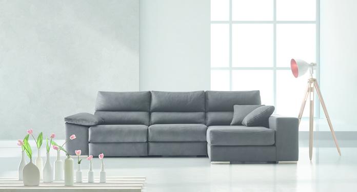 Sofa chaiselonge con motores: Nuestros muebles de Muebles Aguado